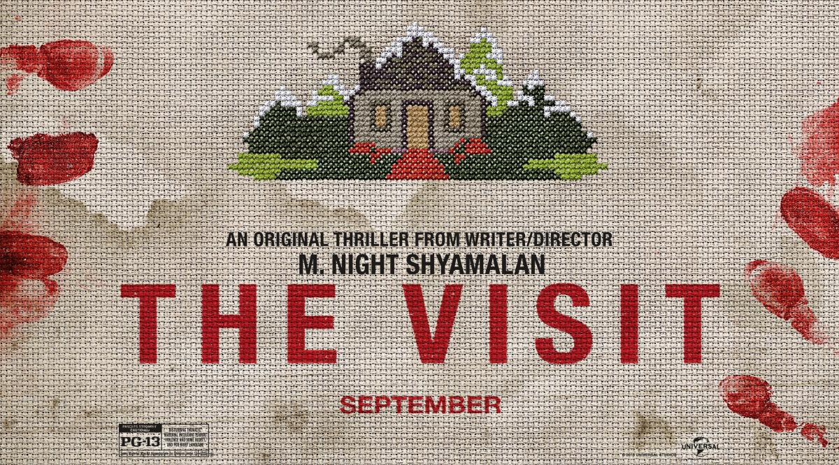 Critique de  « The Visit » (2015) – Pas très convaincante cette visite !