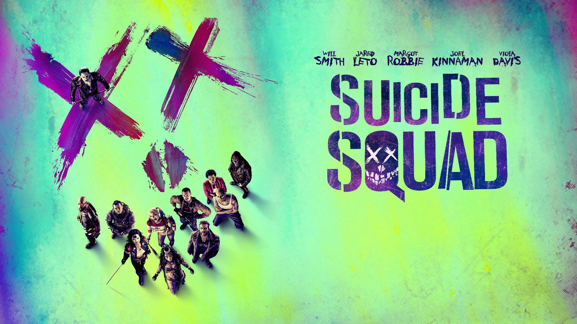 Critique de « Suicide Squad » (2016) – Suicide Production