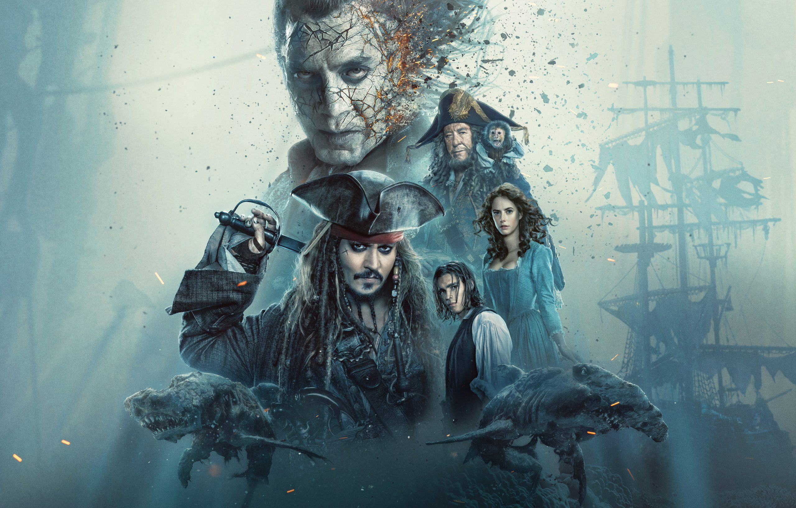 Critique « Pirates de Caraïbes : La Vengeance de Salazar » (2017) : Pirates tell no good tales anymore!