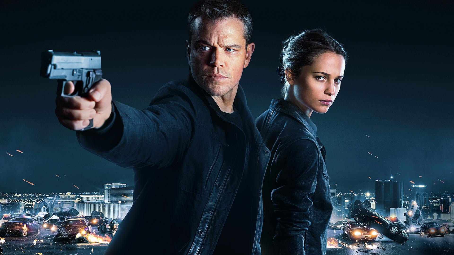 Critique « Jason Bourne » (2016) : Le Come-Back dans la peau.
