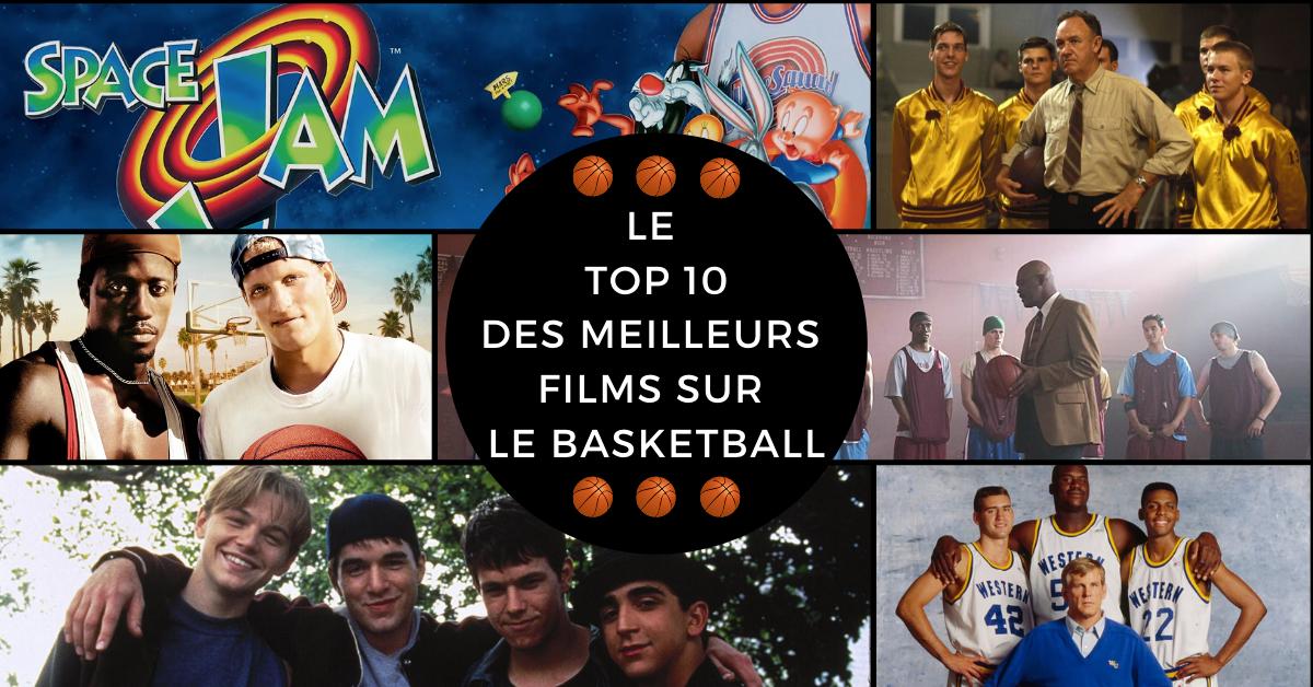 Le TOP 10 des meilleurs films sur le basketball : Where Amazing Happens!