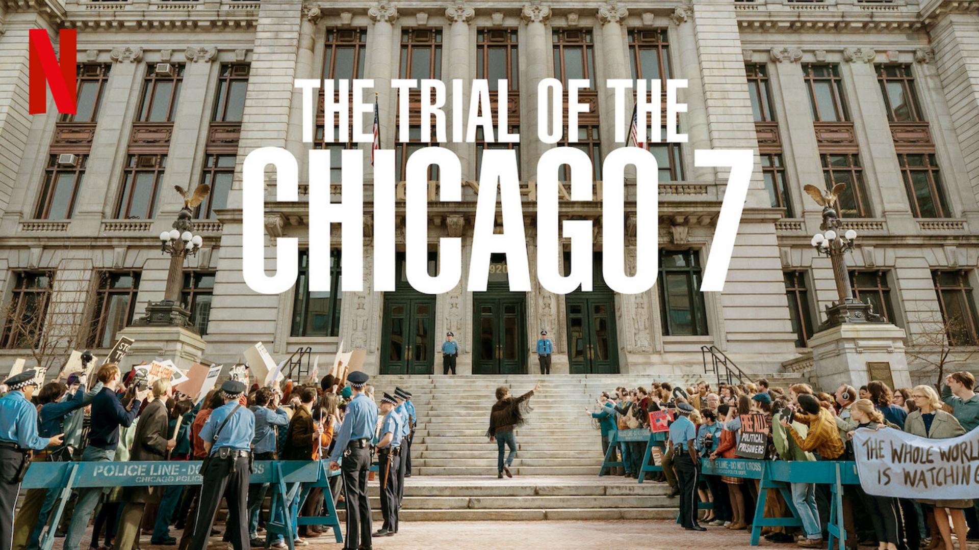 Critique «Les Sept de Chicago» (2020): Des Hommes d'honneur.